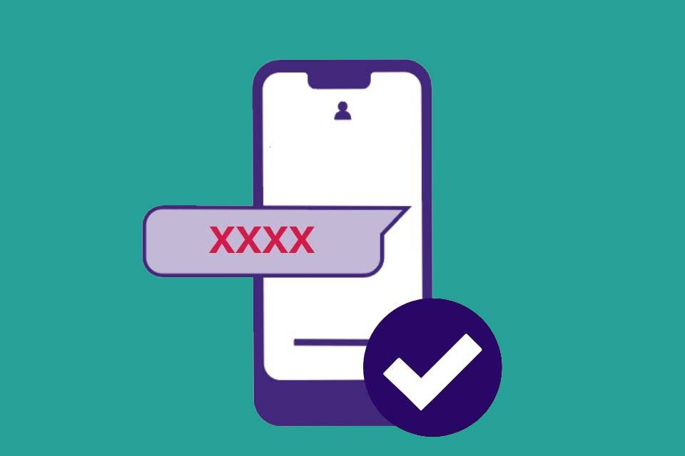 inscription SMS