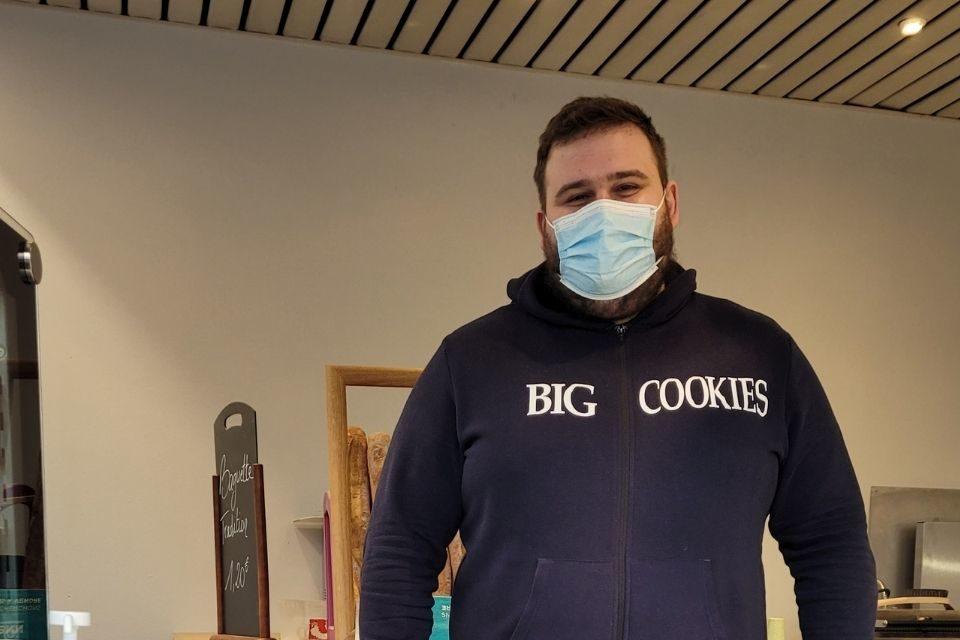 Rennes, cookies, gateaux